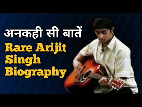 ❤Ankahi si bate 😱 - Arijit Singh rare Biography 👌❤ Some Rare facts inside 🤘