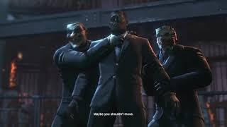 Batman™:Arkham Origins Game Walkthrough Part Fifty Seven BANE BOSS FIGHT PT 2 (PC) HARD MODE!!