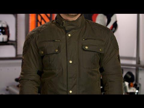 Merlin Sandon Wax Jacket Review at RevZilla.com