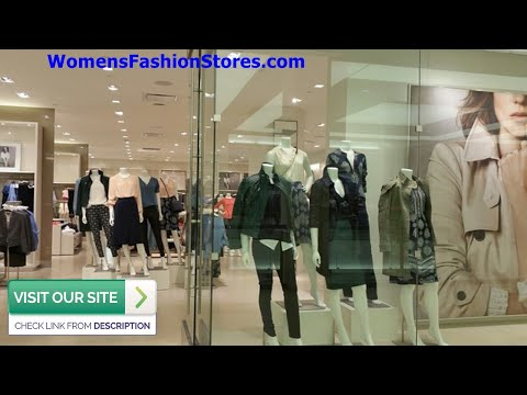 top 10 women's online clothing stores Canada