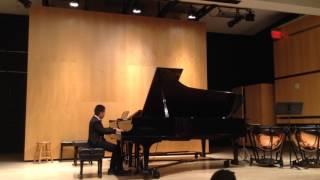 Gambar cover Franz Schubert Impromptu Op90 No2     Yicheng Peter Zhao 2017