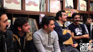 DELUXE (Interview @ Le Comptoir du Disque - Radio Campus Montpellier)
