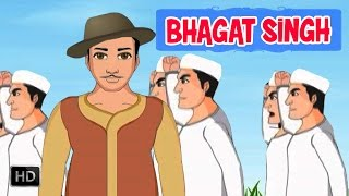 Bhagat Singh - Animated Full Movie - Stories for Children