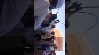 قرية حشيش الفنان كباشي يبدع ويتألف في زواج متوكل محمد سليمان