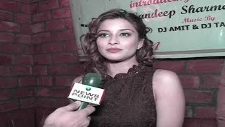 Nyra Banerjee talks on the song launch of Akhiyaan in Delhi : NewspointTv