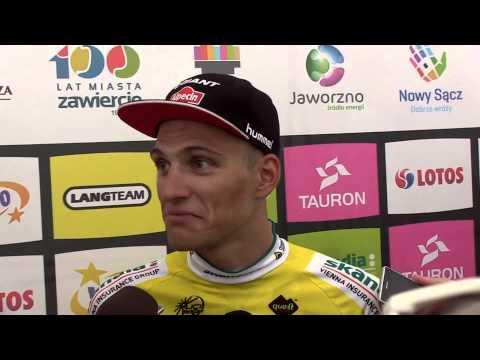 Marcel Kittel o II etapie 72. TDP