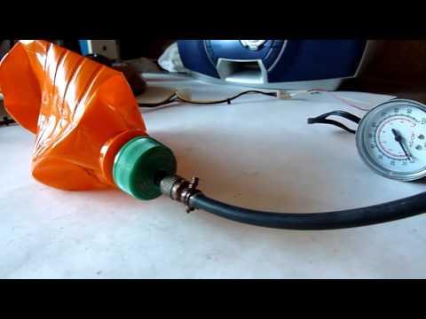 Вакуумный насос из автомобильного компрессора | Vacuum Pump From Car Air Compressor.