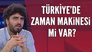 Türkiye'de zaman makinesi mi var? Ömer Çelakıl açıkladı