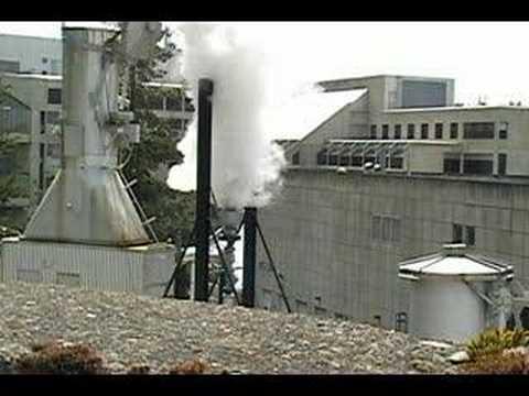 Big Ole Steam Whistle Test