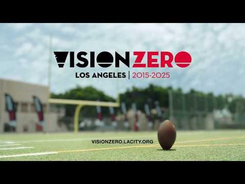 Johnny Hekker Vision Zero PSA 30 Sec
