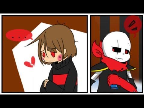 【 Undertale Animation Dubs #98  】Epic Undertale Comic dub Compilation