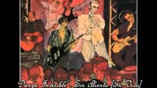 DANZA INVISIBLE - SIN ALIENTO [EN VIVO] [1987] Yko