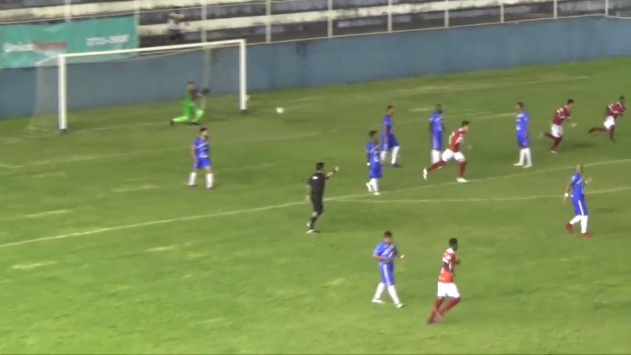 Goytacaz 0x1 America - Carioca 2019 Série A - 1ª Fase - 4ª Rodada ... 0ec8af6d4cd56
