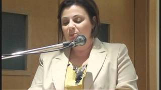 Mrs Nadya Anne Mangion - VP Women's Council  - Seminar about women