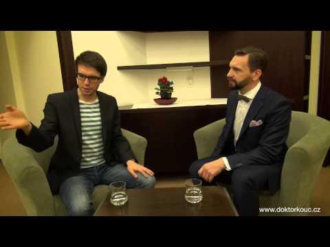 Daniel Šmíd v talkshow Tomáše Lukavce, 20.3.2014