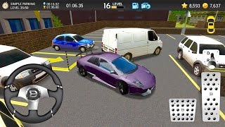 Multi Level 4 - Car Parking Simulator Game - iOS Gameplay Trailer