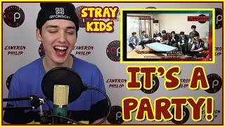 STRAY KIDS EP. 2 CUTE / FUNNY MOMENTS REACTION [GAME TIME]