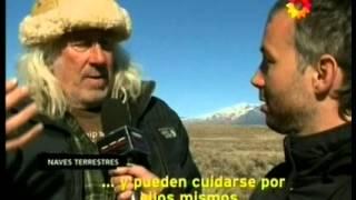 Naves Terrestres -CQC en Nuevo México