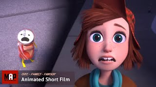 """Cgi 3d animated short film """"can i stay"""" heartwarming animation by ringling college"""