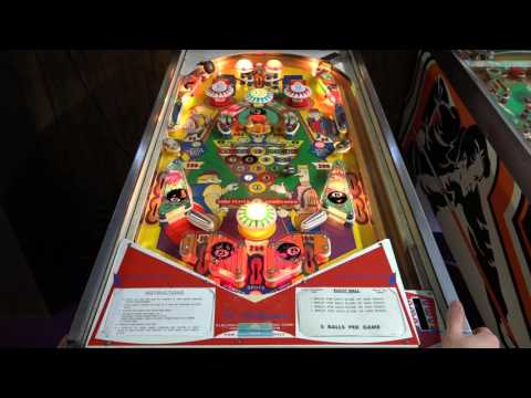 8 Ball (Williams, 1966) Flipper Pinball