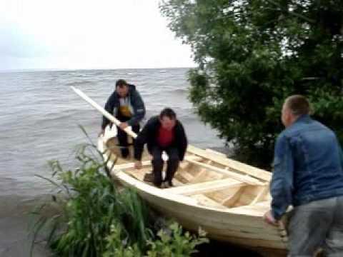 Из чего сделать лодку для рыбалки своими руками