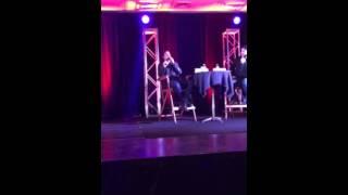 Ian Somerhalder at Madison Wizard World Comic Con Feb 2015 #3
