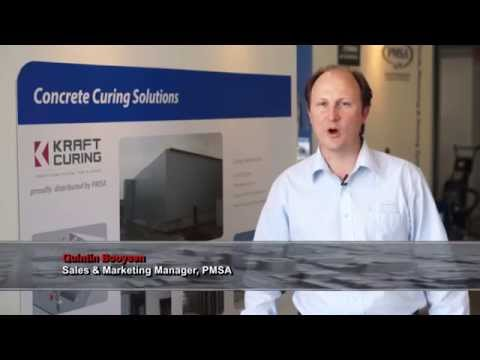 Kraft Curing Systems and Solutions for the Concrete Pre-Cast Industry [construction]