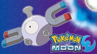 Pokemon: Moon - Embarrassed By A Magnemite