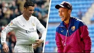 Neymar VS Cristiano Ronaldo ● Epic Fight ● Goals & Skills ● 2016 HD COOP
