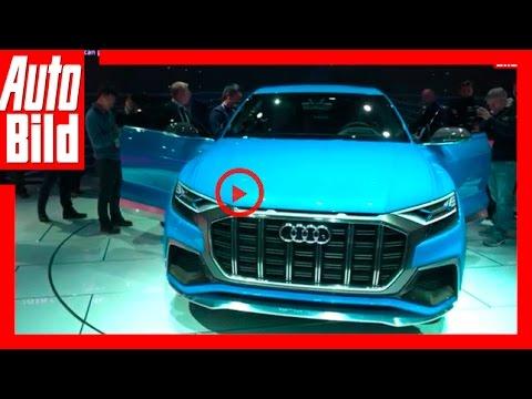 Audi Q8 concept (Detroit 2017) Review/Details