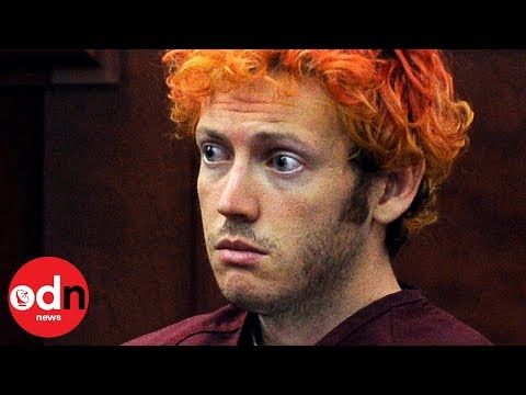 Aurora theatre killer James Holmes says he'd kill again