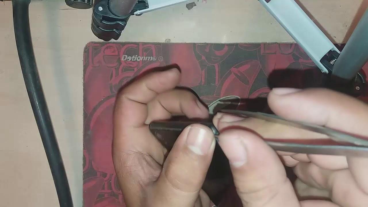 Tự Thay Pin Cho Điện Thoại  Sony Z3 (Xạc không Vào)