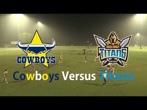 Round 9 - Cowboys Versus Titans - Inferno Super Series Women's