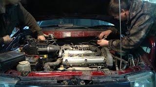 Mitsubishi RVR бензин 2.0 л ,разбираемся с электрикой  .