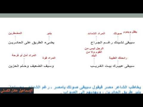 درس عشقناك يا مصر للصف الأول الإعدادي Youtube