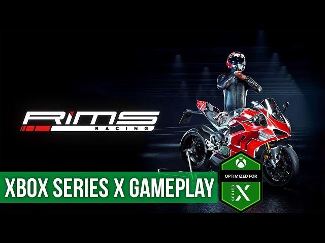 RiMS Racing X S - EARLY Xbox Series X Gameplay (60FPS) Next Gen Version