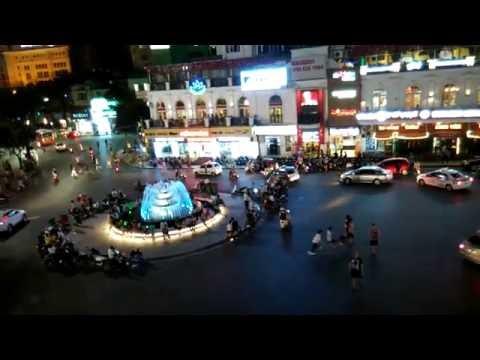 Night Life on Hanoi Old Quarter - City View Cafe - 1