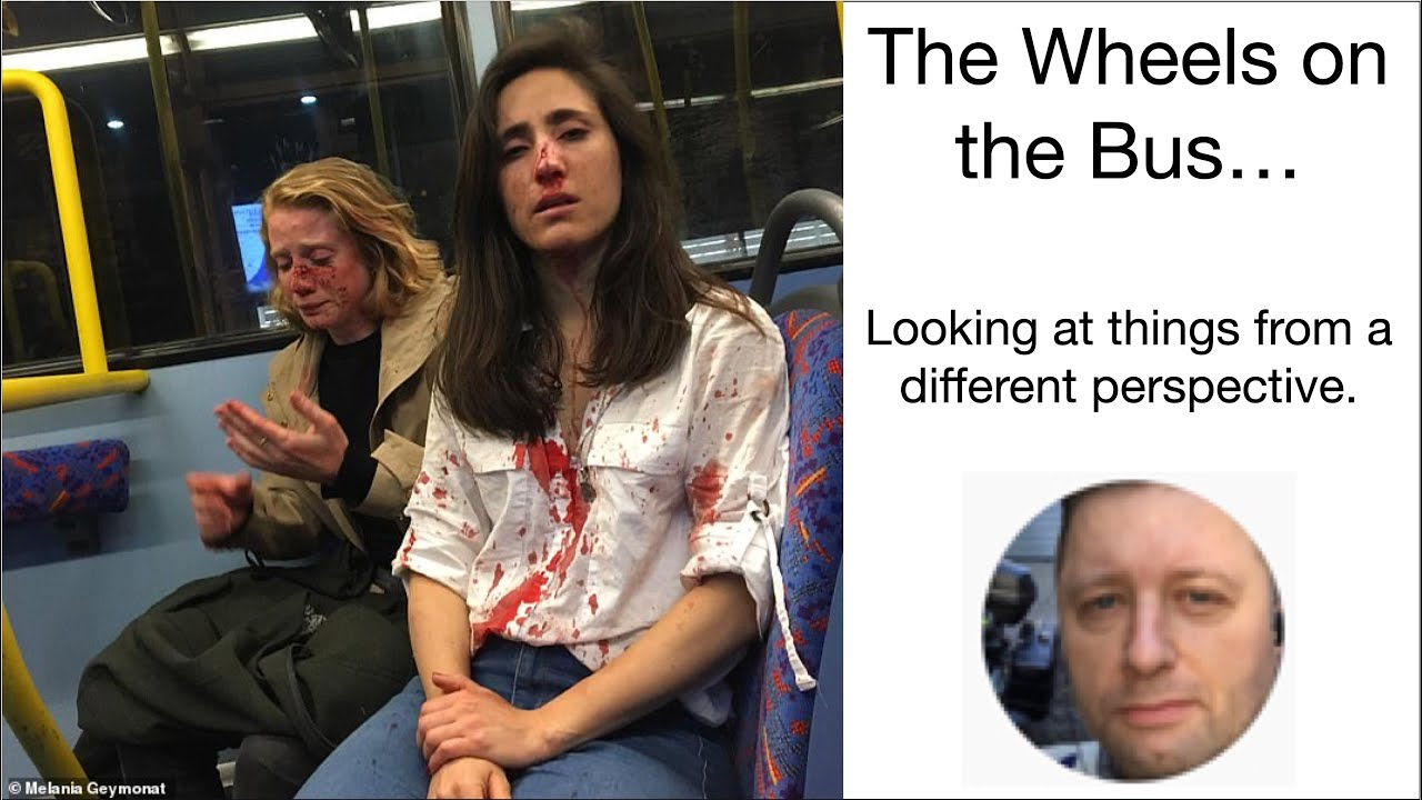 Series 1/Episode 1 - Wheels on the Bus - Looking at a homophobic attack from a different perspective