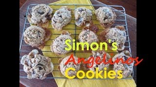Simon's Fabulous Cocolate Chip Cookies
