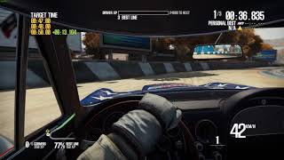 Need For Speed Shift 2 Unleashed Race 88 Classics Muscle Hot Lap 1