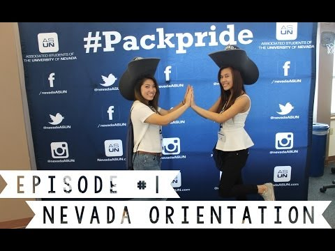 Episode #1: NEVADA Orientation