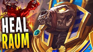 RAUM SUPPORT IS TRASH! | Paladins Gameplay