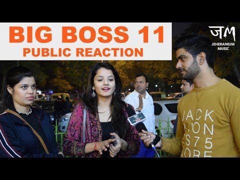 Bigg Boss 11 Public Reaction - Best And Worst Contestant - Who Will Be Top 3 - JM