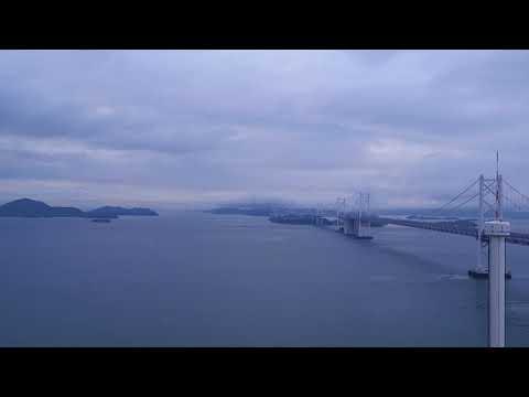 瀬戸大橋 Inspire1v2 ②20200704