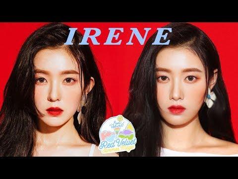 Red Velvet裴珠泫仿妆|Power up MV Irene makeup|Ruby幼熙
