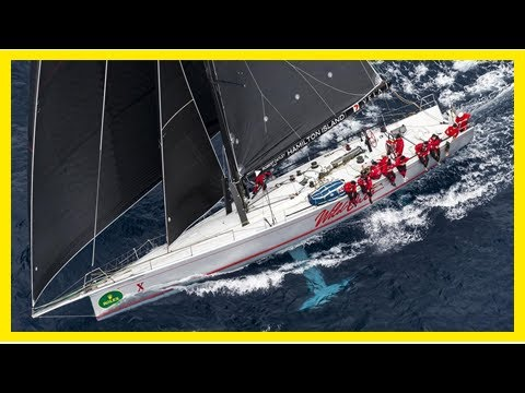Aktuelle Nachrichten | Sydney-Hobart: Wild Oats XI in Rekordzeit im Ziel - Einspruch durch Konkur...