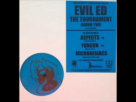 Evil Ed Feat. Aspects – It's A Knockout [HQ]