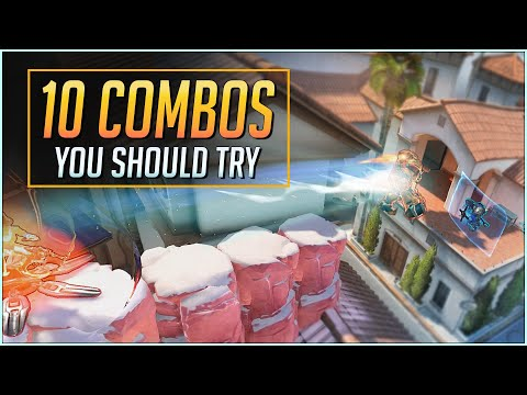 10 UNDERRATED COMBOS you should try in Overwatch