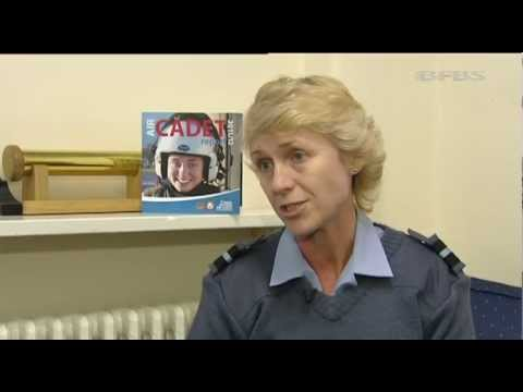 Air Cadets will 'continue to grow' 07.01.13