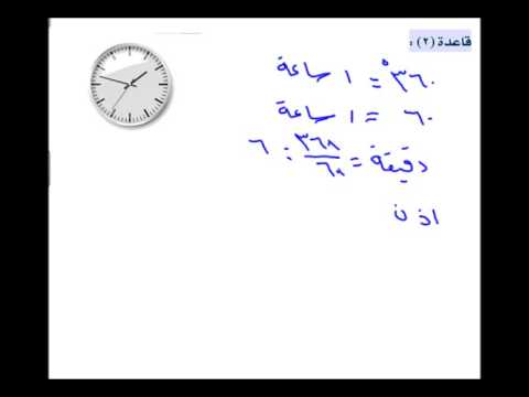 eaa8848040b74 قوانين الساعة - YouTube